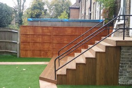 Garden Renovation – London NW2