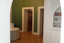 Georgian Period internal Hand Painting – Westminster SW1H