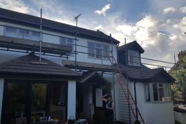 External Painting & Decorating of a Cottage